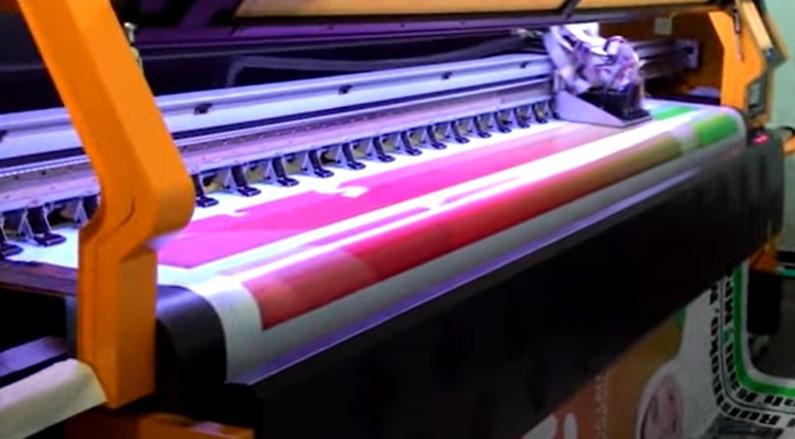 Mesin Cetak Digital Print
