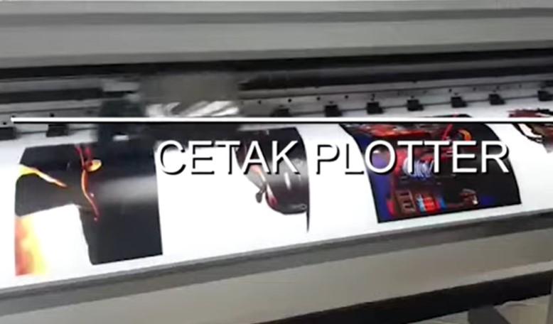 Mesin Cetak Plotter